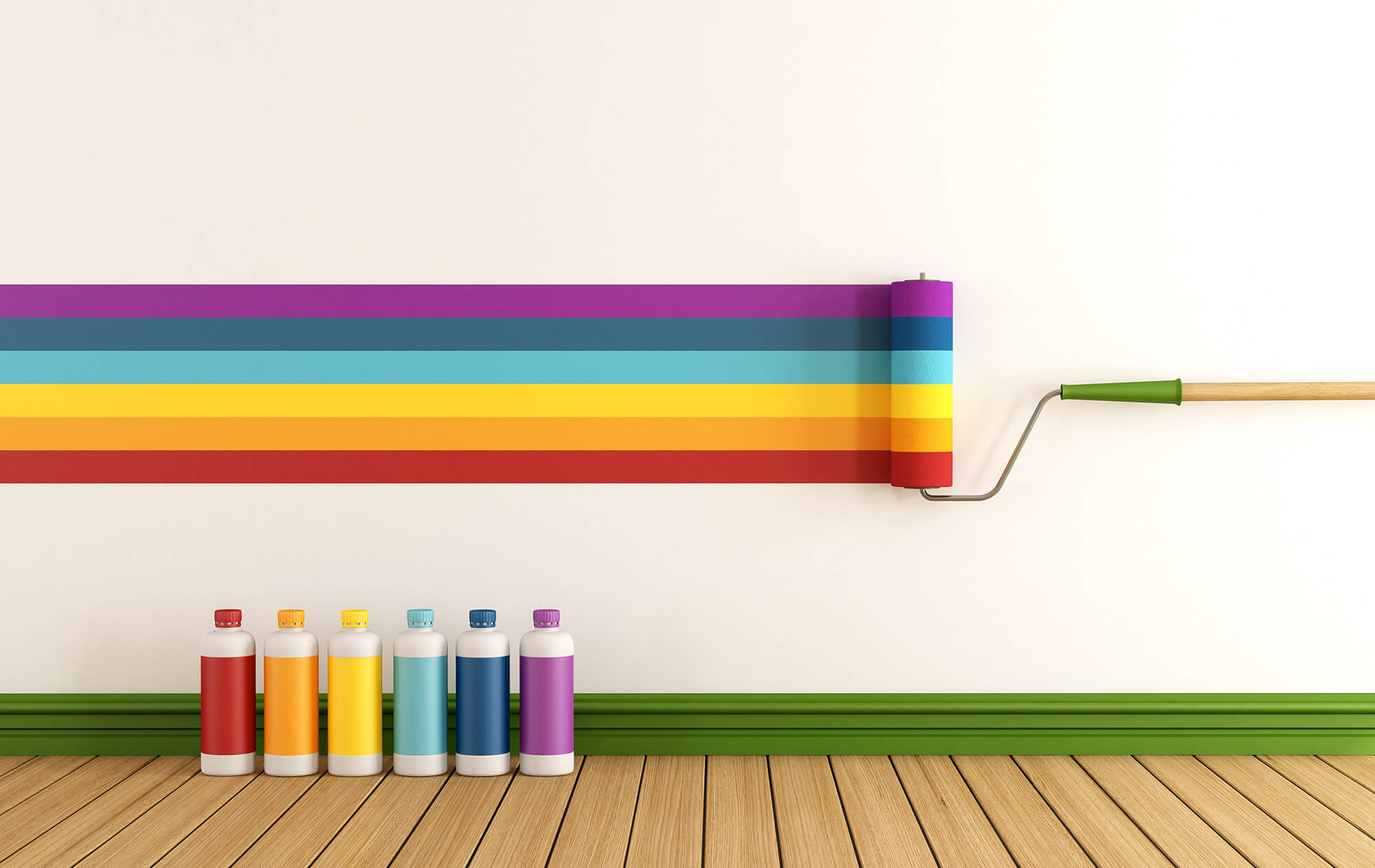 select-color-swatch-to-paint-wall